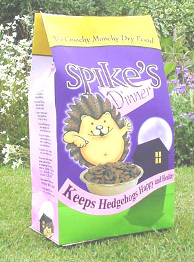 2.5kg Spikes Spike's Dinner : Hedgehog food