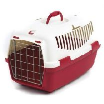 Gulliver plastic pet carrier :: cat box :: Transport your small pets in safety.