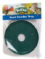 Supa Seed Tray - catch spills from most Supa wild bird feeders