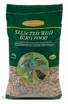 Wild Bird Seed : Johnston & Jeff : Basic, all round seed blend : Instore favourite since 1982!
